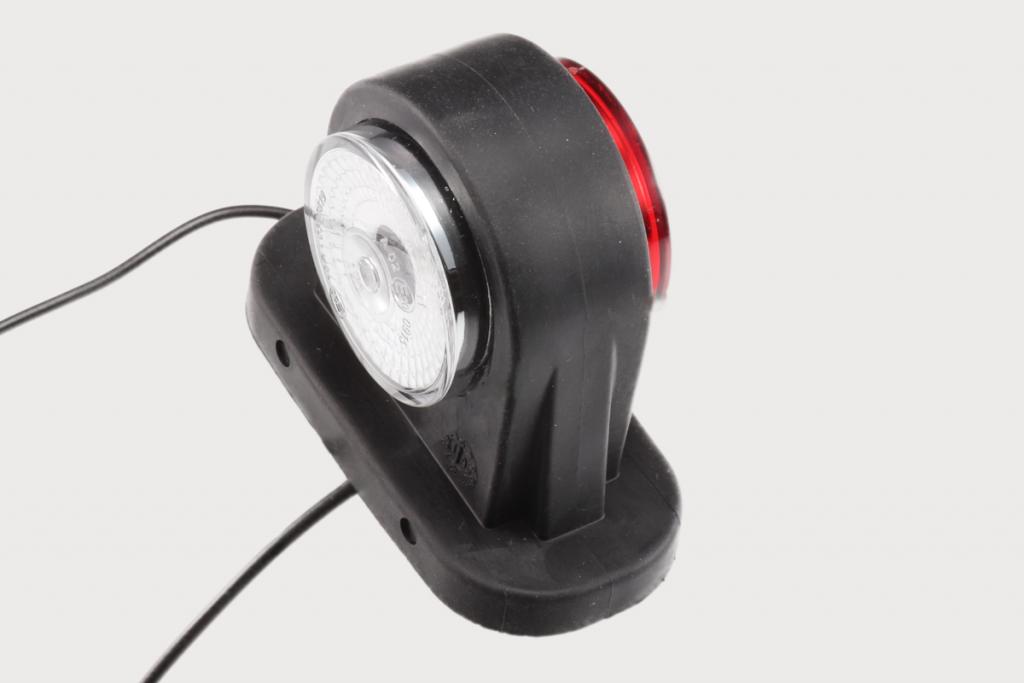 Svítilna doplňková obrysová LED WAS 296BC, 12-24V, P-L 78 mm, obr. 4