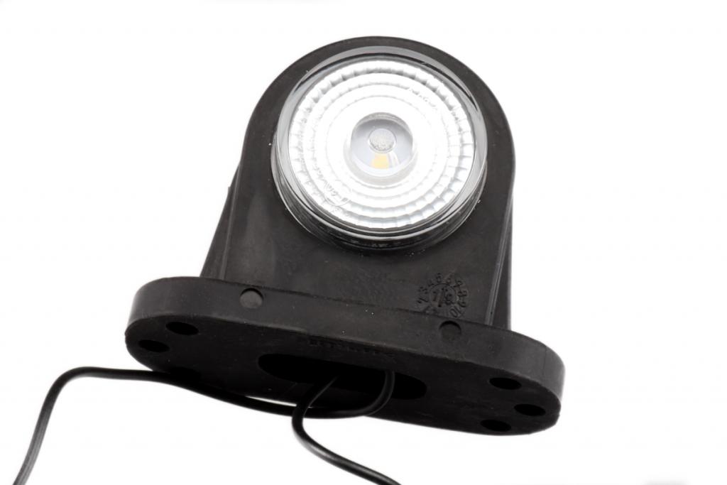 Svítilna doplňková obrysová LED WAS 296BC, 12-24V, P-L 78 mm, obr. 7