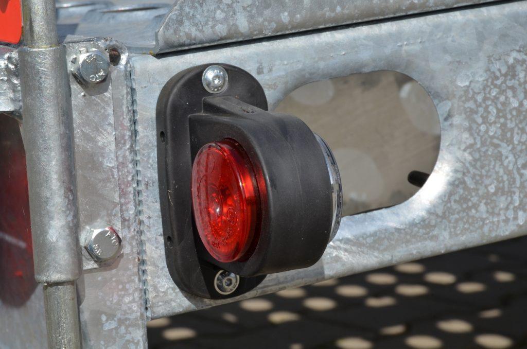 Svítilna doplňková obrysová LED WAS 296BC, 12-24V, P-L 78 mm, obr. 8