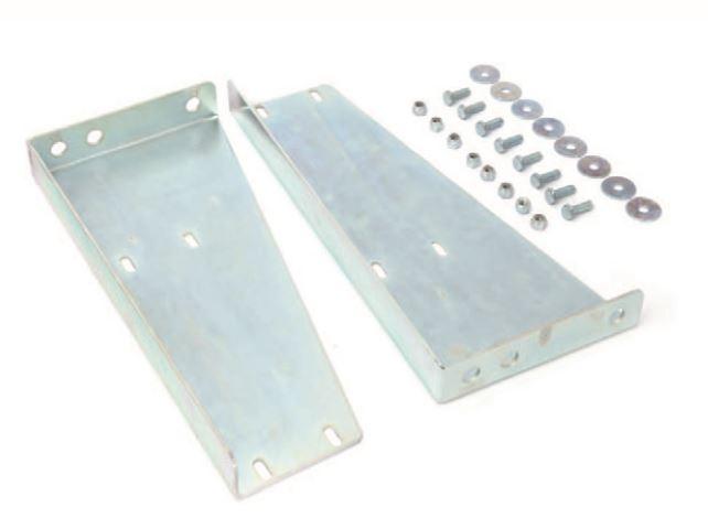 Držák boxu JUST 600, 750-R a 750 horizontální (sada pro 1 box)