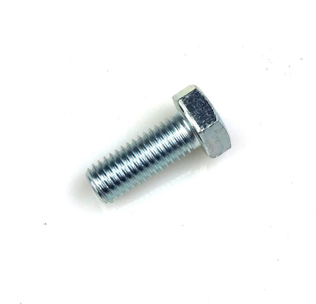 Šroub M12x30 šestihranná hlava, zn, 8.8